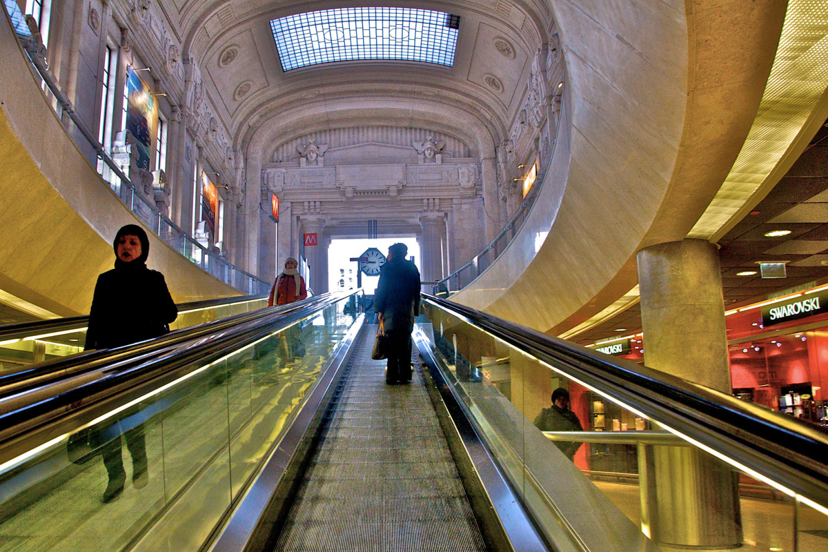 hotel central station milan