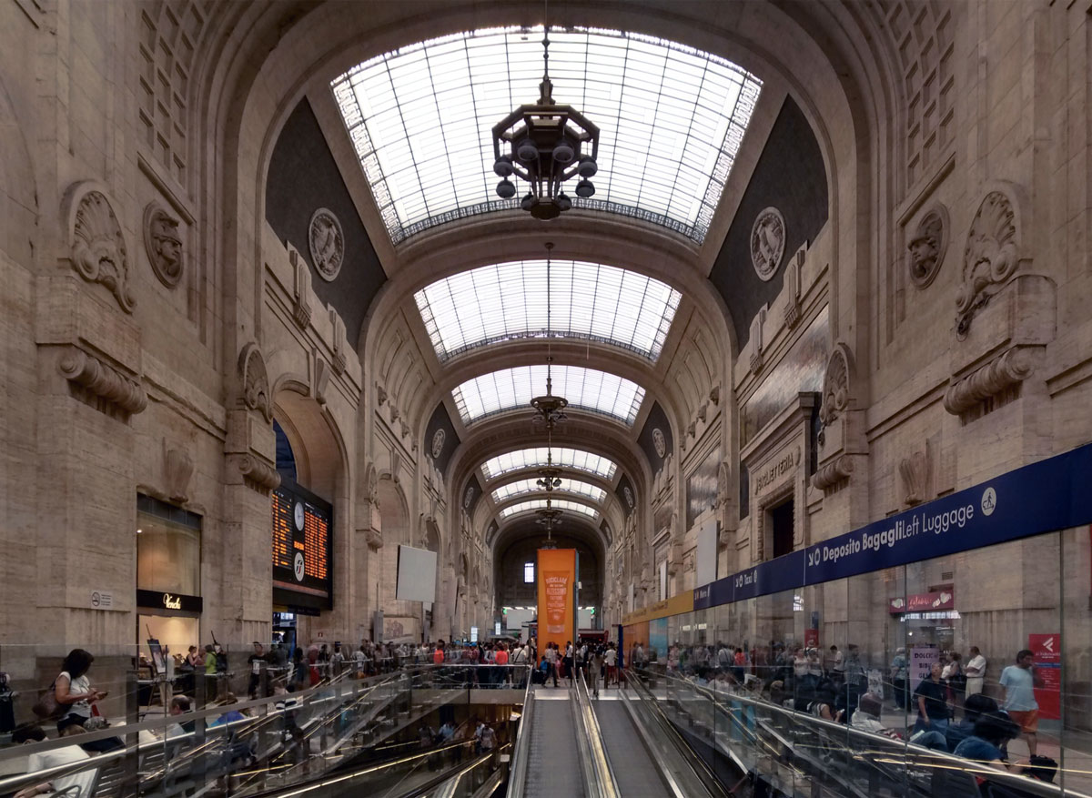 Mediolanum Hotel: near Milan Central Station and her secrets!