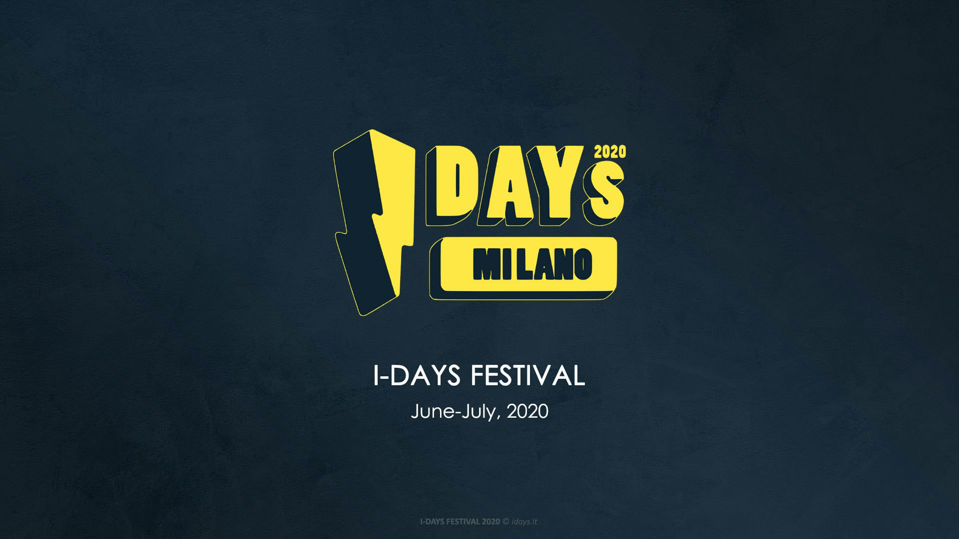 The best Milan hotel for the I-Days Festival 2020: Mediolanum Hotel!